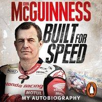 Built for Speed - John McGuinness - audiobook
