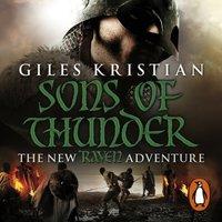 Raven 2: Sons of Thunder - Giles Kristian - audiobook