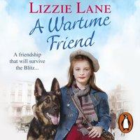 Wartime Friend - Lizzie Lane - audiobook
