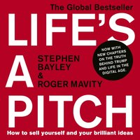 Life's a Pitch - Stephen Bayley - audiobook