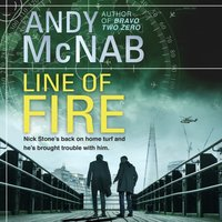 Line of Fire - Andy McNab - audiobook