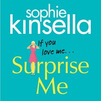 Surprise Me - Sophie Kinsella - audiobook
