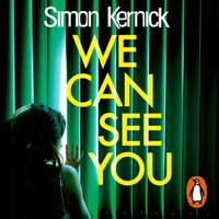 We Can See You - Simon Kernick - audiobook