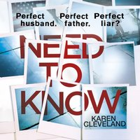 Need To Know - Karen Cleveland - audiobook