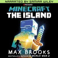 Minecraft: The Island - Max Brooks - audiobook