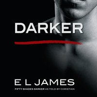 Darker - E L James - audiobook