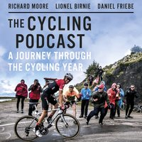 Journey Through the Cycling Year - Richard Moore - audiobook