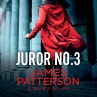 Juror No. 3 - James Patterson - audiobook
