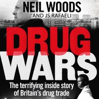 Drug Wars - Neil Woods - audiobook
