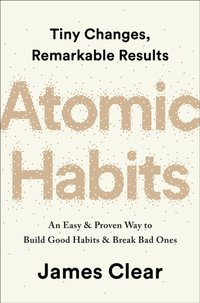 Atomic Habits - James Clear - audiobook