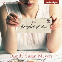 Comfort of Lies - Randy Susan Meyers - audiobook