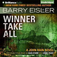 Winner Take All - Barry Eisler - audiobook