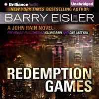 Redemption Games - Barry Eisler - audiobook