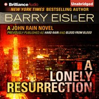 Lonely Resurrection - Barry Eisler - audiobook