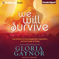 We Will Survive - Gloria Gaynor - audiobook