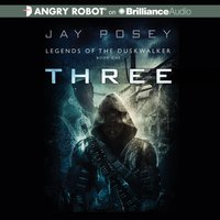 Three - Jay Posey - audiobook