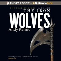 Iron Wolves - Andy Remic - audiobook