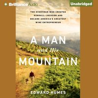 Man and His Mountain - Edward Humes - audiobook