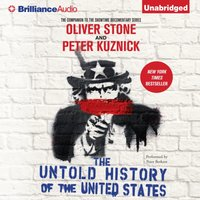 Untold History of the United States - Oliver Stone - audiobook