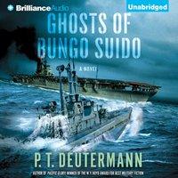 Ghosts of Bungo Suido - P. T. Deutermann - audiobook