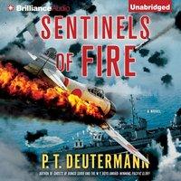 Sentinels of Fire - P. T. Deutermann - audiobook