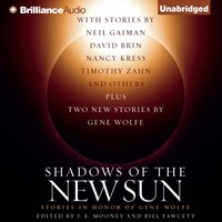 Shadows of the New Sun - J. E. (Editor) Mooney - audiobook