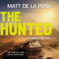 Hunted - Matt de la Pena - audiobook