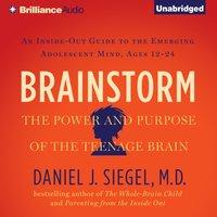 Brainstorm - M.D. Daniel J. Siegel - audiobook