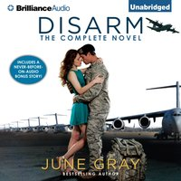 Disarm - June Gray - audiobook