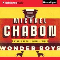 Wonder Boys - Michael Chabon - audiobook