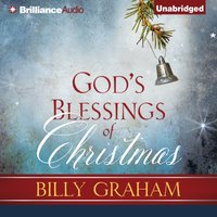 God's Blessings of Christmas - Billy Graham - audiobook
