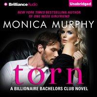 Torn - Monica Murphy - audiobook