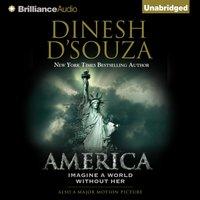 America - Dinesh D'Souza - audiobook