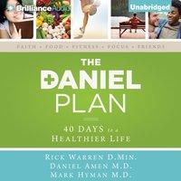 Daniel Plan - D.Min. Rick Warren - audiobook