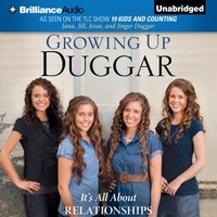 Growing Up Duggar - Jana Duggar - audiobook