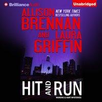 Hit and Run - Allison Brennan - audiobook