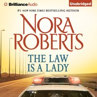 Law is a Lady - Nora Roberts - audiobook
