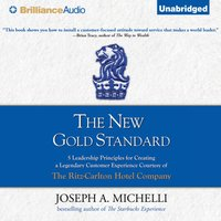 New Gold Standard - Joseph A. Michelli - audiobook