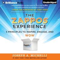 Zappos Experience - Joseph A. Michelli - audiobook