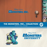 Monsters, Inc., Collection - Disney Press - audiobook
