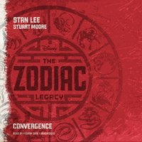 Zodiac Legacy: Convergence - Disney Press - audiobook