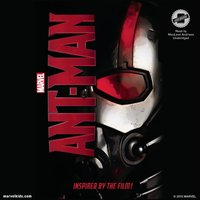 Marvel's Ant-Man - Marvel Press - audiobook