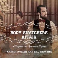 Body Snatchers Affair - Marcia Muller - audiobook