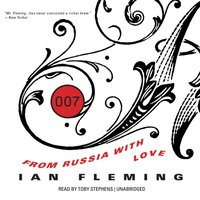 From Russia with Love - Ian Fleming - audiobook
