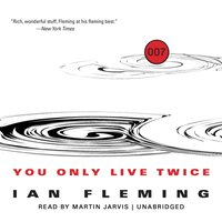 You Only Live Twice - Ian Fleming - audiobook