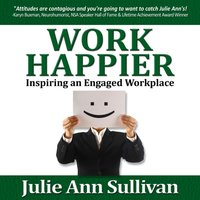 Work Happier - Opracowanie zbiorowe - audiobook