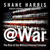 @War - Shane Harris - audiobook
