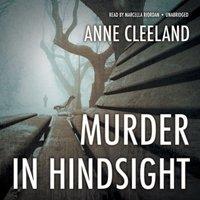 Murder in Hindsight - Anne Cleeland - audiobook