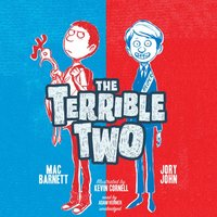 Terrible Two - Mac Barnett - audiobook