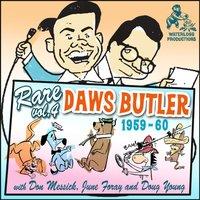 Rare Daws Butler, Vol. 4 - Joe Bevilacqua - audiobook